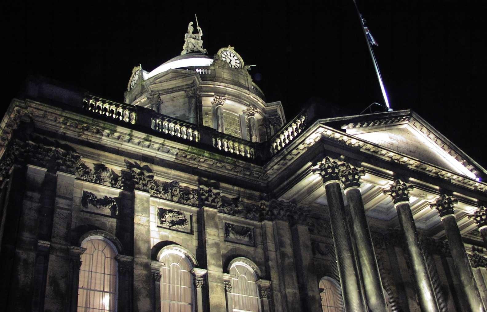 Town Hall night