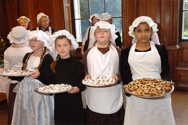 Victorian Christmas at Croxteth Hall