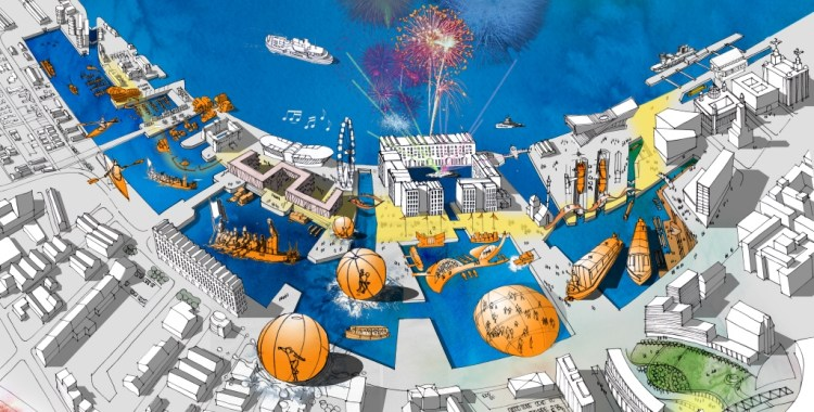 Waterspace strategy unveiled