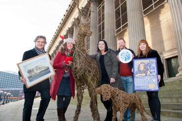 Winter Arts Market 2012