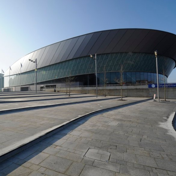Arena and convention centre