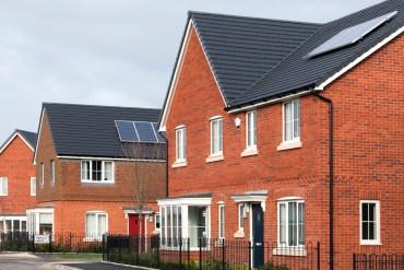 Norris Green Village housing