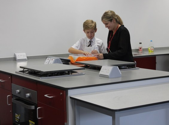 New food technology facilities