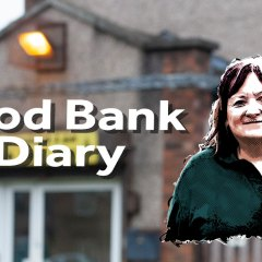 Food Bank Diary - Beryl Bellew