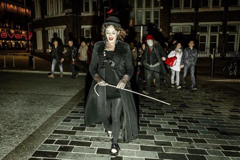 Shiverpool Ghost Tours