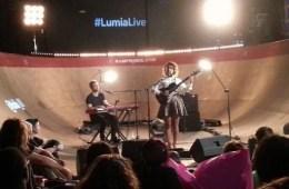 Nokia Lumia Live Session with Lianne La Havas