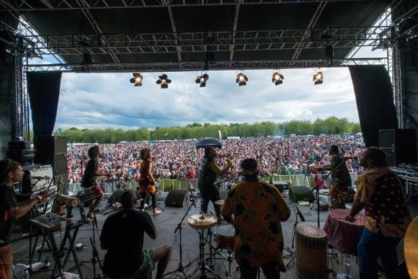 Africa Oyé 2016 Dates Announced - 18th & 19th June