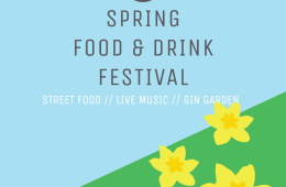 Independent Liverpool Announce Spring Food & Drink Festival  25th & 26th March