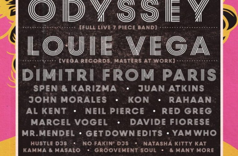 Liverpool Disco Festival Expands Its Line Up With Louie Vega, Spen & Karizma & More