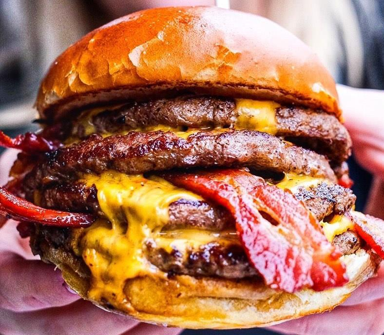 Best Burgers In Liverpool Fat Hippo