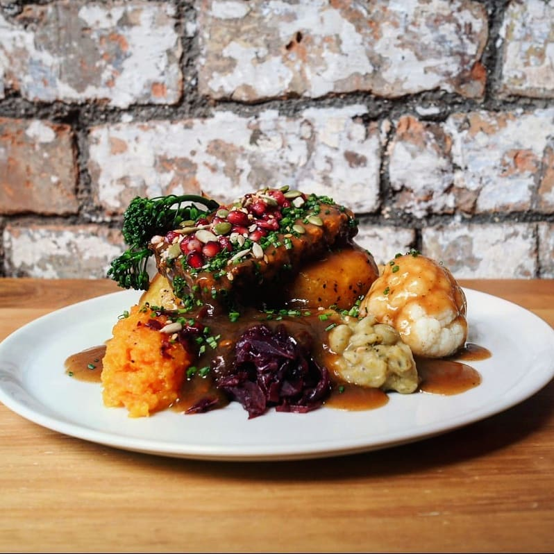 Vegan Food In Liverpool Indigo Greens Liverpool