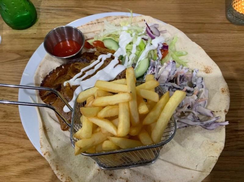 Vegan Food In Liverpool Veggie Republic