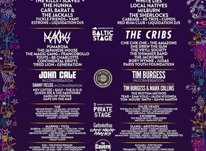 Liverpool Sound City 2017 - 10th Anniversary Festival Preview 5