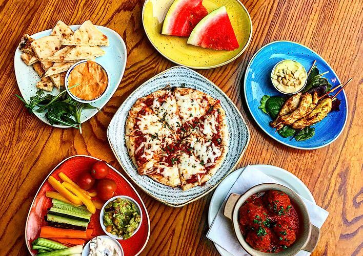 Silk Rd Launches All New Childrens Menu