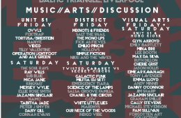 Across the Threshold 2018: 2 Days of Music, Arts & Discussion This Weekend