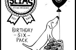 Salt Dog Slim's Sixth Birthday Party is Happening This Week