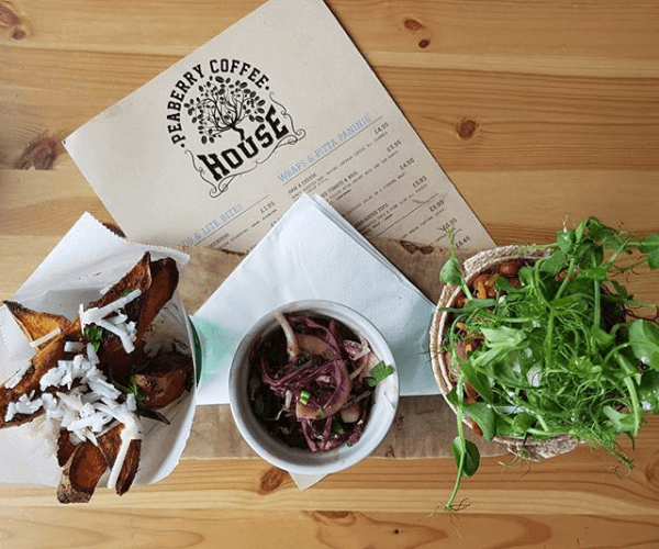Peaberry Coffee House and Kitchen Opening at Royal Albert Dock 1