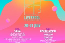 LIMF First Wave Line Up Announced