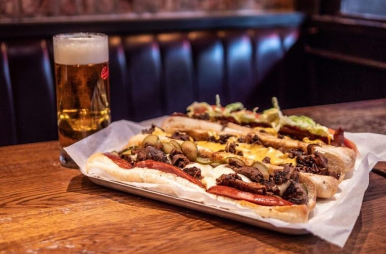 Red Dog Saloon Launches 'Meating Places' Sunday