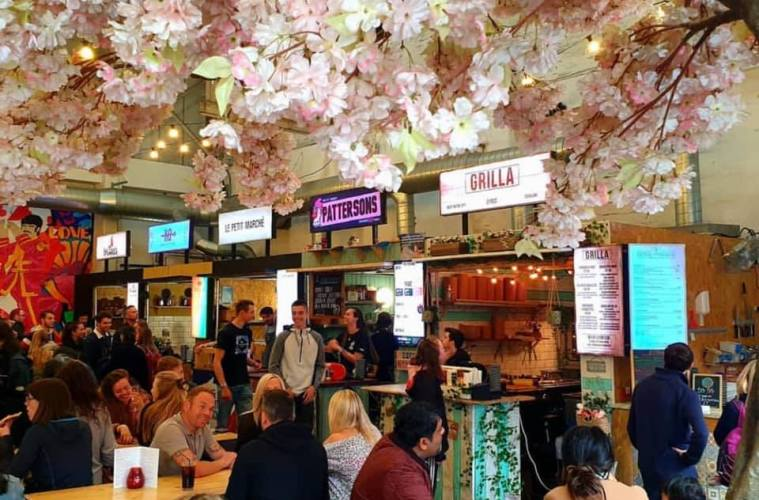 The Ultimate Guide To Liverpool Food Halls 1