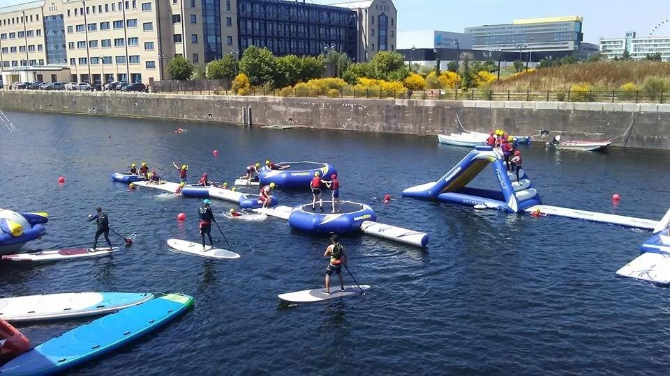 Liverpool Watersports Centre Outdoor Activities in Liverpool