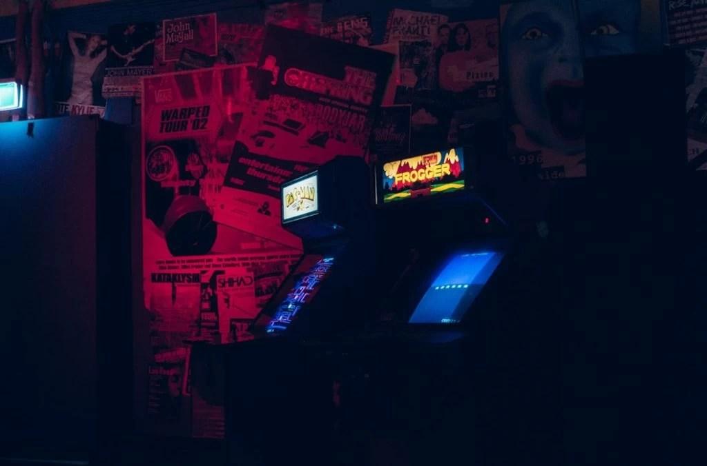 Retro Arcade ArCains