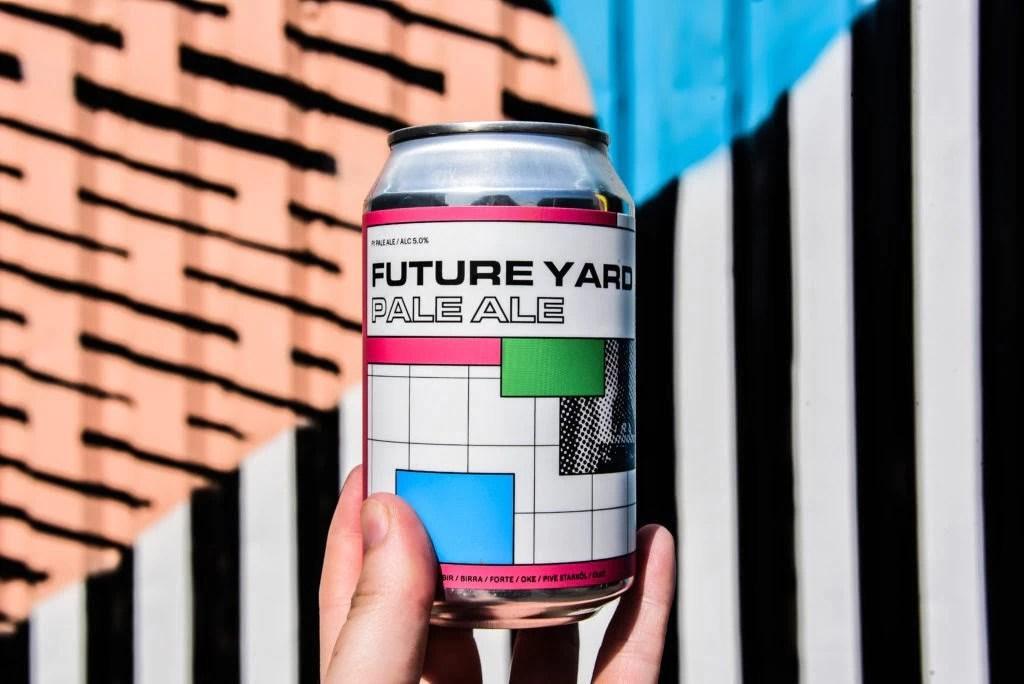 Future Yard Festival Beer