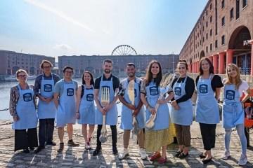 Royal Albert Dock Food Festival 'Feast' Preview