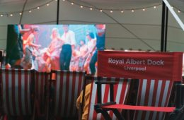 Albert Dock Floating Cinema Returns For Halloween Screenings 1