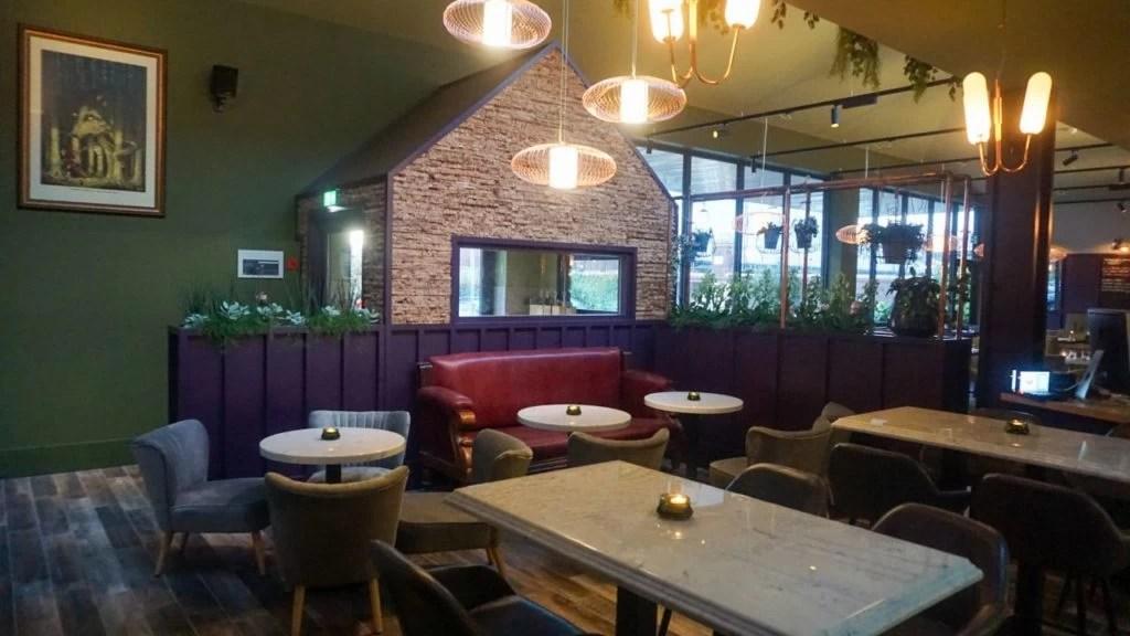 Delifonseca Restaurant