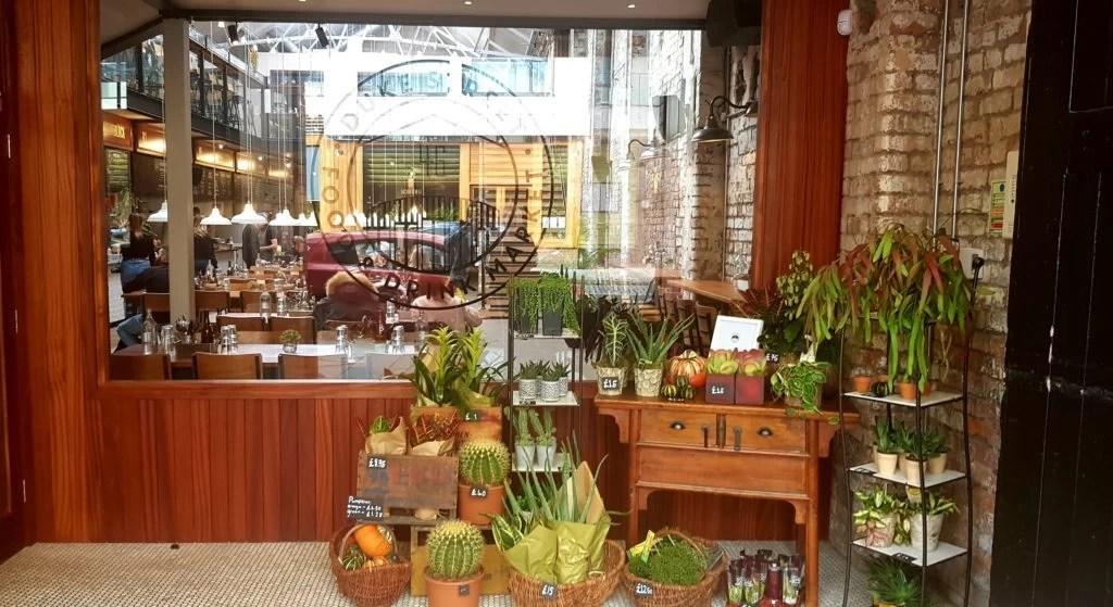 Duke Street Food & Drink Market Exterior