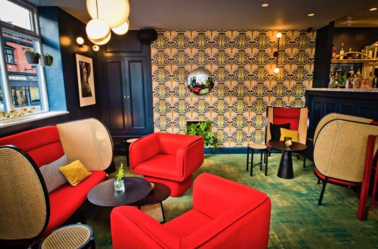 Stunning New Pub And Restaurant 'The Butterfly & The Grasshopper' Opens In Liverpool 1