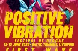 Award-winning Reggae Festival, Positive Vibration Returns This June