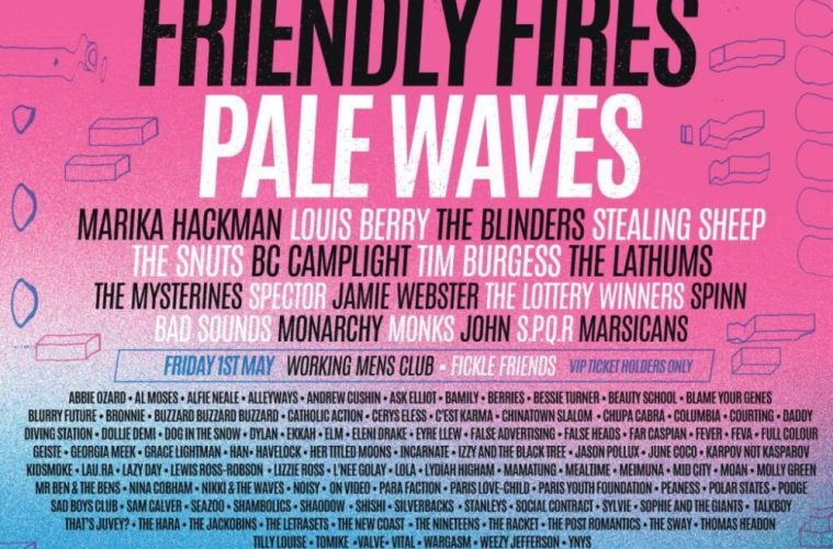 Sound City 2020 Announces Friendly Fires As Headliners And More Artists Revealed 1
