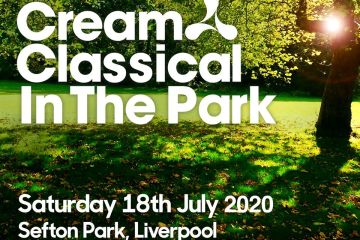 Cream Classical 2020 Lineup Announced