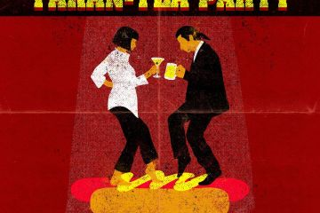 There's A Quentin Tarantino Themed Party Coming To Camp & Furnace