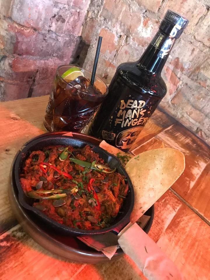 Castle Street Restaurants and Bars Black Barrel Liverpool