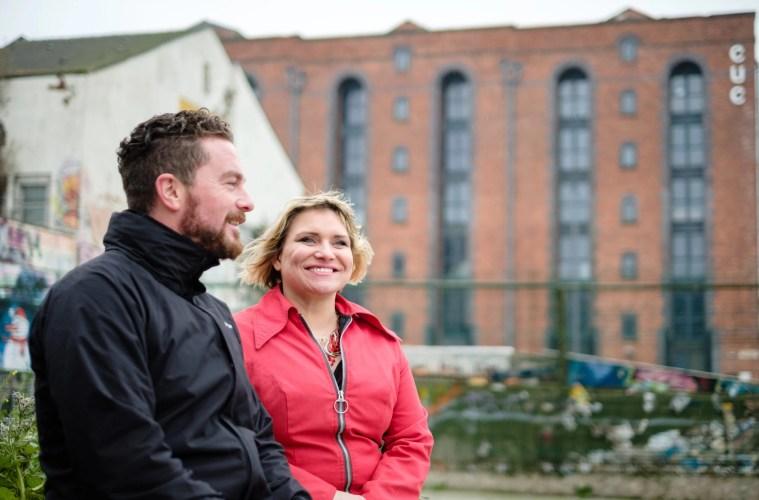In Conversation - Chris and Kaya Herstad Carney