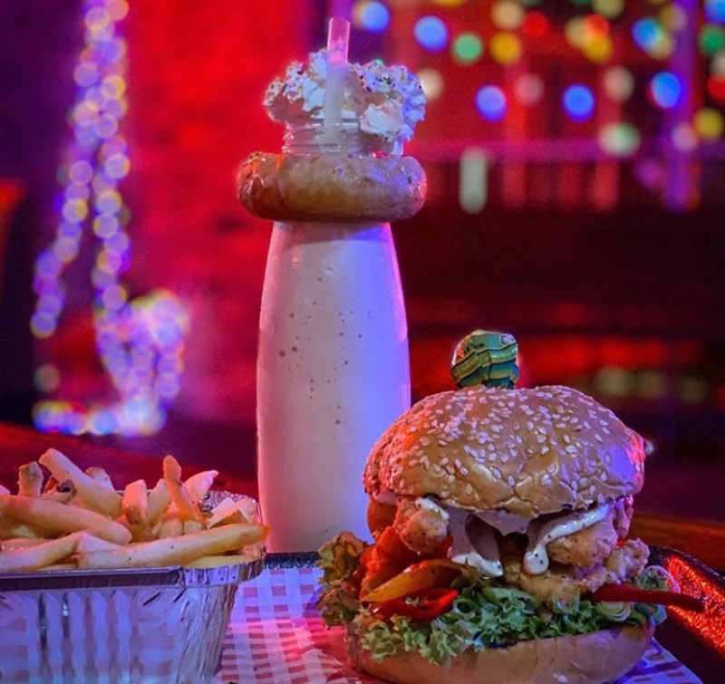 Hope Street Restaurants and Bars Death Row diner