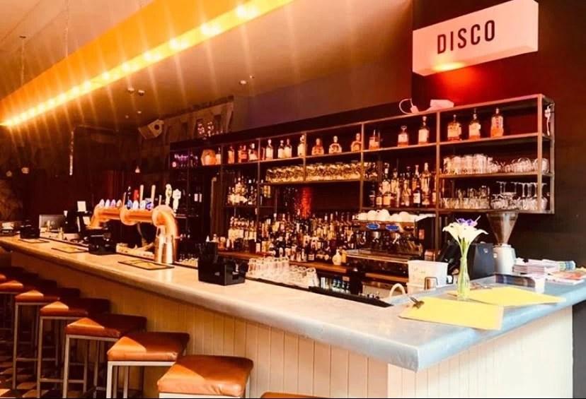 Hope Street Restaurants and Bars Frederik's