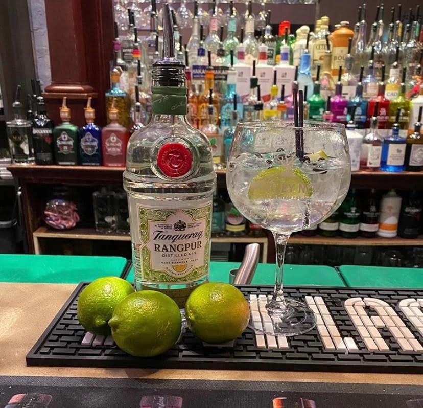 Hope Street Restaurants and Bars Jenever Gin Bar