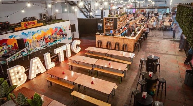 Baltic Triangle Bars and Restaurants Baltic Market