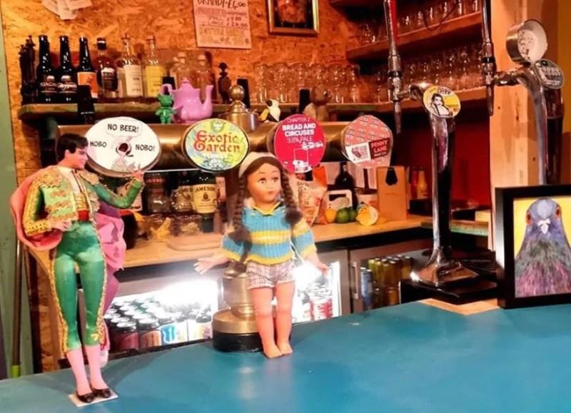Baltic Triangle Bars and Restaurants Hobo Kiosk