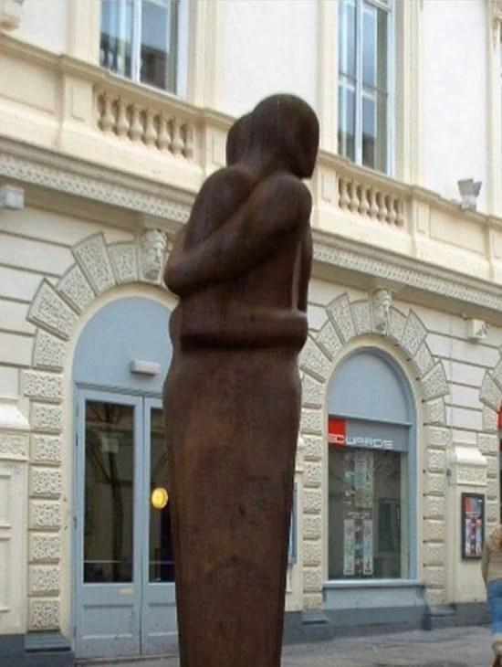 Black Lives Matter Liverpool Conecrt Square Statue