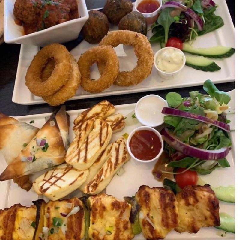 Bold Street Restaurants Greek Taverna