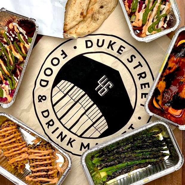 Duke Street Food and Drink Market Collection Service Liverpool