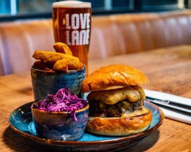 Baltic Triangle Bars and Restaurants Love Lane Brewery
