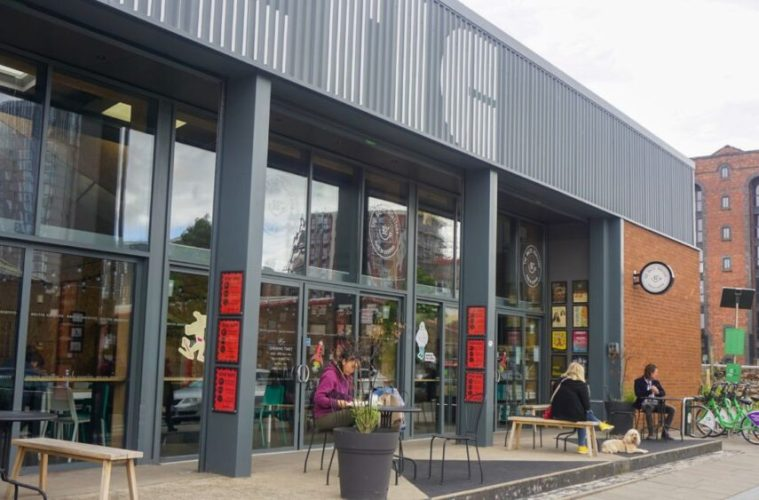 92 Degrees Coffee, Baltic Triangle, Giving Creatives A Caffine Boost 1