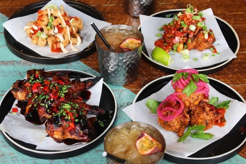 Hanover Street Restaurants and Bars Turtle Bay