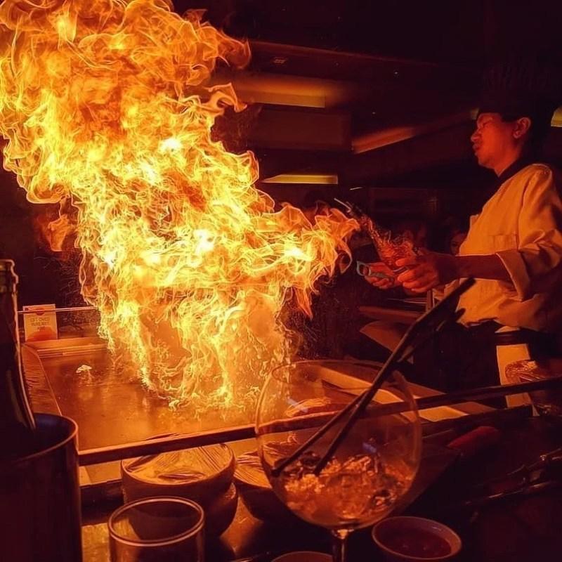 Duke Street Restaurants and Bars Sapporo Teppanyaki